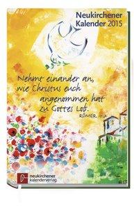 Neukirchener Kalender 2015 Buch im Pocketformat