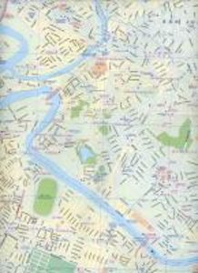 Manila Stadtplan 1 : 12 000
