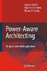 Power-Aware Architecting