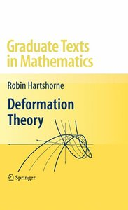 Deformation Theory