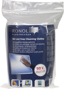 RONOL Spezial Trockentücher Premium Qualität 45 g/m²-Vlies 15 (5