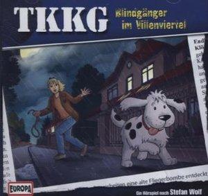 TKKG 183. Blindgänger im Villenviertel