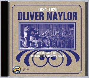 Oliver Naylor 1924-1925