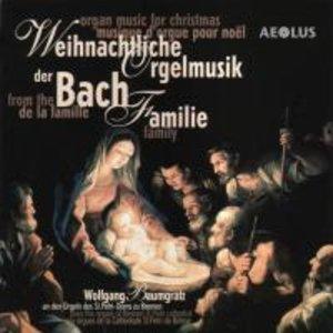 Weihnachtliche Orgelmusik