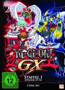 Yu-Gi-Oh! GX - Staffel 1.2: Episode 27-52