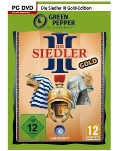 Green Pepper: Die Siedler 3 - Gold Edition