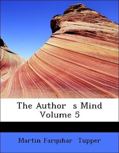 The Author s Mind Volume 5