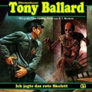 Tony Ballard 17-Ich jagte das rote Skelett