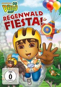 Go Diego Go! - Regenwald-Fiesta!