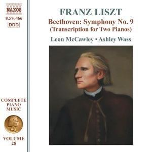 Sinfonie 9 Arr.Für 2 Klaviere