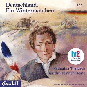 Deutschland. Ein Wintermärchen. 2 CDs