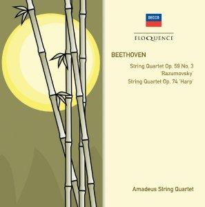 Streichquartette op.59 3/op.74