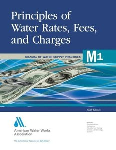 Principles of Water Rates, Fees and Charges (M1): M1