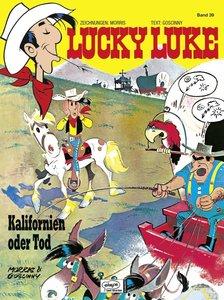 Lucky Luke (Bd. 39). Kalifornien oder Tod