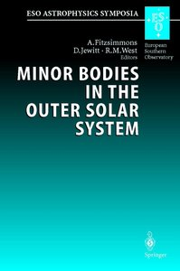 Minor Bodies in the Outer Solar System