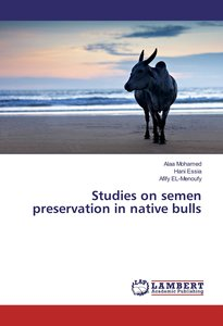 Studies on semen preservation in native bulls