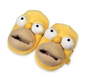 United Labels 0807007 - Slipper The Simpsons 3D - Hausschuhe Hom