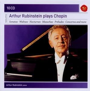 Rubinstein Plays Chopin-Sony Classical Masters