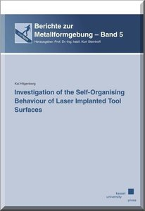 Investigation of the Self-organising Behaviour of Laser Implante