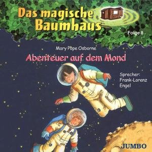 Das Magische Baumhaus 08/Mond,Abenteuer Auf Dem