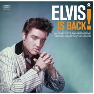 Elvis Is Back! (Ltd.Edt 180g Vinyl)