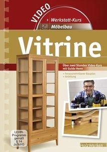 Möbelbau - Vitrine