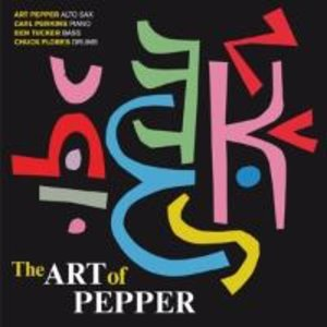 The Art Of Pepper+3 Bonus Tracks