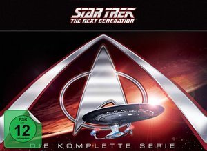 STAR TREK: The Next Generation - Complete Boxset
