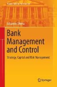 Bank Management and Control