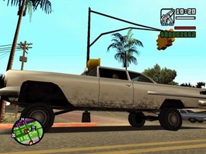 Green Pepper - GTA San Andreas