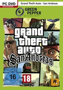 Green Pepper - GTA San Andreas