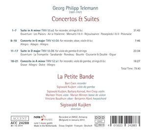Concertos & Suites