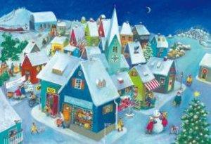 Das Geheimnis der Weihnachtsuhr