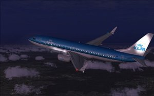 Flight Simulator X - iFly 737 NG Feature