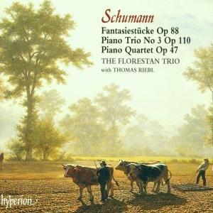 Fantasiestücke op.88/Klaviertrio 3/Klavierquartett