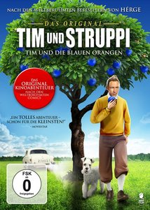 Tim und Struppi - Tim und die blauen Orangen