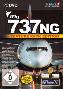 Flight Simulator X - iFly 737 NG Feature