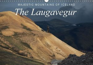 Tschope, F: Majestic Mountains of Iceland - The Laugavegur /