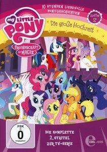"""My Little Pony - 2. Staffel (Komplettbox) """"Die große Hochzeit"""""""