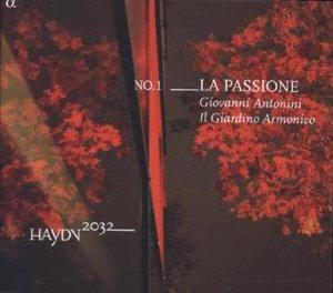 No. 1 - La Passione - Sinfonien Nr. 1 + 39 + 49 / Don Juan