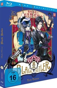 Black Butler - 3.Staffel - Blu-ray 1