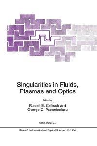 Singularities in Fluids, Plasmas and Optics