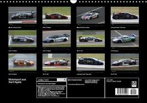 Motorsport aus Sant'Agata (Wandkalender 2016 DIN A3 quer)