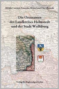 Niedersächsisches Ortsnamenbuch Teil 07. Die Ortsnamen des Landk