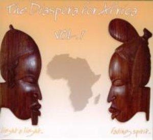 Various: Diaspora For Africa Vol.1