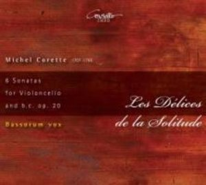 Les Delices De La Solitude-Cellosonaten