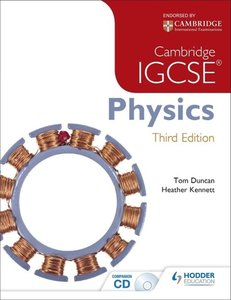 Cambridge IGCSE Physics + CD-ROM