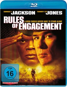Rules of Engagement-Blu-ray Disc