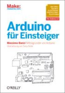 Banzi, M: Arduino für Einsteiger