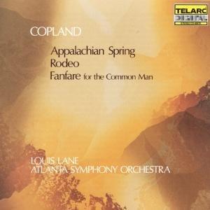 Appalachian Spring/Fanfare/+